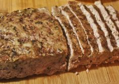 This is a good version of gyro meat. I like to mix in a little ground beef with the lamb. Cooking times are approximate and include resting times. There are a lot of steps but it is easier than it looks. And the end result is worth it. Lamb Recipes, Greek Recipes, Meat Recipes, Food Processor Recipes, Cooking Recipes, Meatloaf Recipes, Dinner Recipes, Healthy Recipes, Kitchens