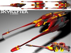 Skyrifter by Deaksigns on deviantART