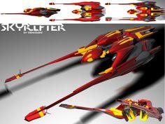 Skyrifter by Deaksigns on deviantART