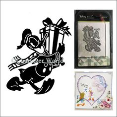 Disney Minnie Mouse Metal Die Character World cutting dies DUS0102 NEW Christmas