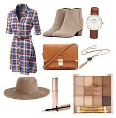 """"""""""" by pandicornio033 on Polyvore featuring moda, LE3NO, Golden Goose, Forever 21, Daniel Wellington, Zimmermann y By Terry"""