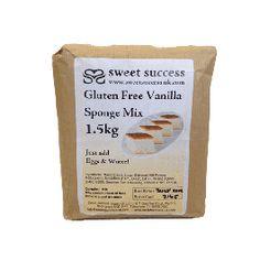 Gluten Free Cake Mix - Vanilla - 1.5Kg