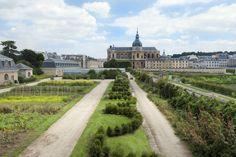 Versailles, le Potager du Roi