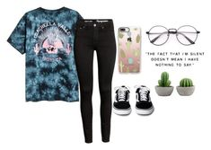 """""""Cactus 🌵"""" by thankins101 ❤ liked on Polyvore featuring Casetify"""