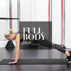 Body Workouts: This full body workout routine targets everything ...