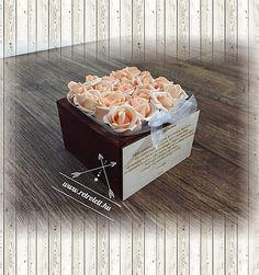 KÖSZÖNETAJÁNDÉK SZERETTEIDNEK   retrolett Decorative Boxes, Decorative Storage Boxes