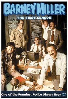 This classic television comedy, which ran on ABC-TV from 1975-1982, details the exploits of Greenwich Village police captain #Barney #Miller, #Hal #Linden, and his diverse group of coworkers as they deal with an endless stream of strange characters--criminal and otherwise--on the job. Notable for a multi-ethnic cast (rare for television in the mid-1970's) and smart, character-driven story lines, #BARNEYMILLER was a success with critics and audiences alike. #Abe #Vigoda #AbeVigoda