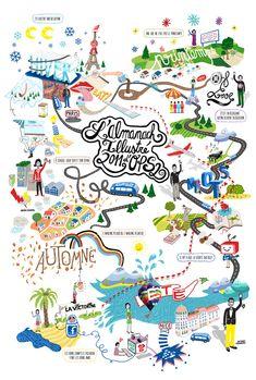 OPS2 - • Antoine Corbineau • Illustration, Art & Design •