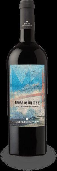 Drops of Jupiter Red Wine -- Save Me San Francisco Wine Co.