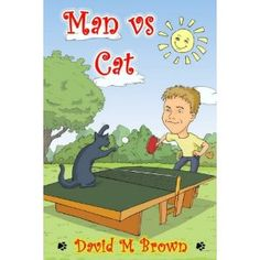 Reviewed by Lit Amri for Readers' Favorite  This is the story of Mr. B and Mrs. B with their six cats that changed and rule their lives without end. Somehow Mr. B is convinced a feline revolution is in the making; he is surrounded with feelings of distrust, a number of sleepless nights and jigsaw destruction, whilst Mrs. B is surrounded by love and fondness. Written by Donna and David M. Brown, Man vs Cat is a hilarious journey of a couple that is owned by their cats.  I love cats but…