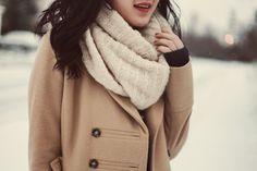 JennifHsieh #winter #fashion #scarves