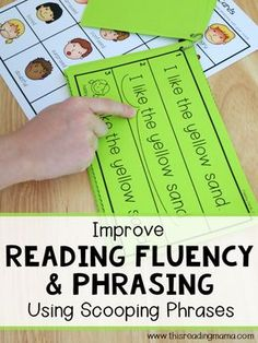 Does your reader sometimes sound like he's just saying a string of words? Is it sometimes choppy? This can happen to all kinds of young readers, especially struggling readers. Instead of focusing on reading fluency and phrasing, struggling readers are often just trying to make sure they can say all the words correctly. Last week, The Measured …