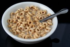bowl of cereal - hotel room meals