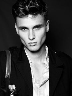 Casting Call–New York Fashion Week Edition | Bastien Grimal by Steven Chu image bastienbysc2