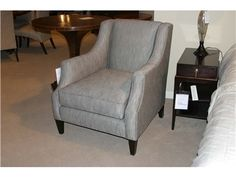 Shop for Hickory White Furniture Outlet Fully Upholstered Chair by Upholstery Hickory White, 2521-01, and other Living Room Chairs at Goods Home Furnishings in North Carolina Discount Furniture Stores. Item Location: Hickory Store - Phone: (828) 855-2333      Limited availability. Please call for details.