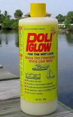 Poli Glow - Could this product be the answer to restore the glow to the RV exterior?
