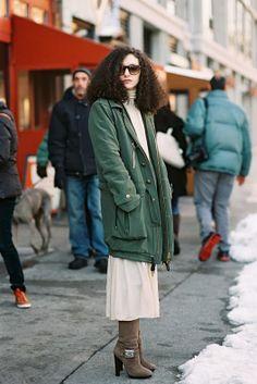 New York Fashion Week AW 2013....Valentina