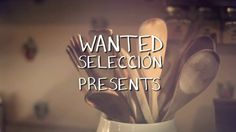 Wanted Selección Be Happy At Work