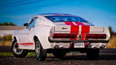 American Muscle Cars… 1967 Ford Mustang Shelby GT350