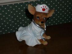 WESTLAND-AYE CHIHUAHUA-NURSE PUP CHIHUAHUA FIGURE-MIB - http://collectiblefigurines.net/aye-chihuahua/westland-aye-chihuahua-nurse-pup-chihuahua-figure-mib/