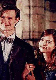D'awwww | Community Post: 29 Undeniable Reasons The Doctor And Clara Are In Love