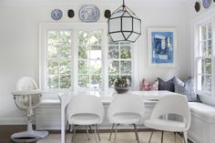 Keeping Room in the Home of Clary Bosbyshell of Margaux Interiors Limited