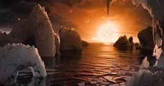 Νερό και ύπαρξη εξωγήινης ζωής: Τι σημαίνουν τα 7 νέα αδέλφια της Γης
