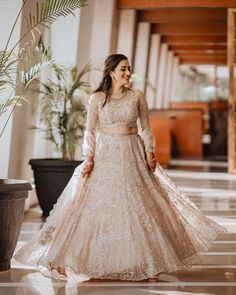 Wedding Outfits For Groom, Desi Wedding Dresses, Bridal Outfits, Wedding Attire, Indian Wedding Planning, Wedding Planning Websites, Peach Clothes, Best Bridal Makeup, Bride Photography