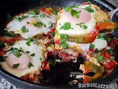 Oua cu legume Pizza, Eggs, Breakfast, Egg, Morning Breakfast