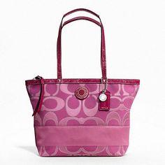 Coach purse. I have the mini version