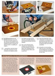 #331 Router Table Plan - Router