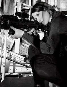 Chyler Leigh as resident badass Alex Danvers Supergirl Alex, Supergirl And Flash, Maggie Sawyer, Alex Danvers, Dc World, Chyler Leigh, Dc Tv Shows, Marvels Agents Of Shield, All Hero