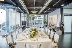 Small and simple wedding reception at Oceania Villa Simple Wedding Reception, Simple Weddings, Wedding Ceremony, Got Married, Getting Married, Luxury Villa, Villas, Wedding Photos, Table Settings