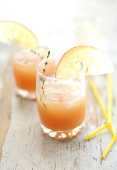 Cider Rum Punch - 9 Refreshing  Cocktail Recipes Under 200 Calories