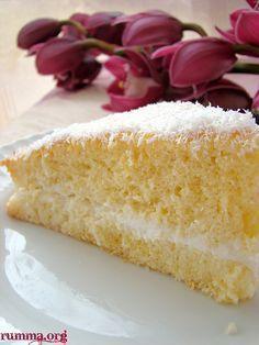 Nişastalı pasta tarifi - rumma