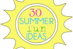 Round-Up Summer Fun Ideas