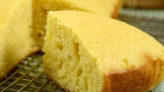 Grandma's Buttermilk Cornbread-  Make it...trust me it is awesome. Hot cast iron skillet is bonus for cooking.