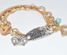 """Be You"" Bracelet – Urban Rustic Market"