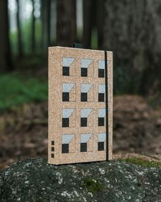 """our first collection is the """"architecture collection"""" with 3 different designs that are inspired by elements in architecture! 240 pages thick, 135gsm paper - no bleeding or ghosting! #bulletjournal #bujo Paper Pocket, Window Design, Journal Covers, Pen Holders, Bujo, Stationery, Bullet Journal, Inspired, Architecture"""