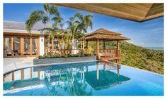 Bophut Seaview 5-Bedroom Villa For Sale | Koh Samui Luxury Real Estate