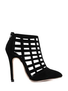 SHARE & Get it FREE   Openwork Pointed Toe Stiletto Heel PumpsFor Fashion Lovers only:80,000+ Items • New Arrivals Daily Join Zaful: Get YOUR $50 NOW!