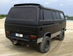 VW Transporter T3 Outback