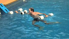 Burdenko Exercises: Scapula Stabilizers in the Water