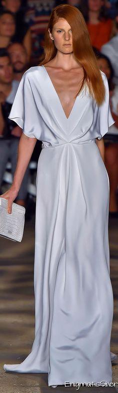 Christian Siriano Spring Summer 2015 Ready-To-Wear