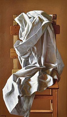 Juan Lascano Argentina Sombras, óleo sobre lienzo ,1,20 x70 cm. 2010