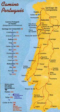 Hotel / Albergue La Salle: El Camino Portugués. Etapas, alojamientos, etc...
