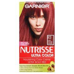 Ultra Color BR2 - Dark Intense Burgundy My hair is ...
