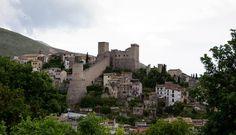 castello di itri lazio