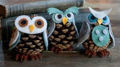 Your Christmas Tree Needs These Adorable DIY Owl Ornaments This Year  - CountryLiving.com