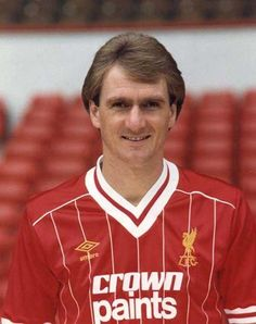 Phil Thompson - Liverpool FC